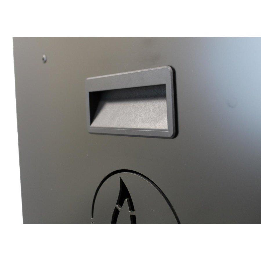 BRVD6 Ladeschrank für 6 Tablets oder Laptops bis zu 17 Zoll - Schwarz-6