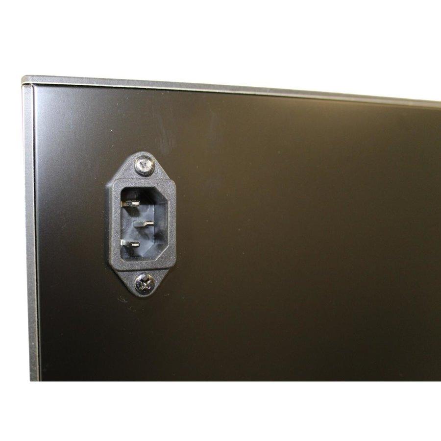 BRVD6 Ladeschrank für 6 Tablets oder Laptops bis zu 17 Zoll - Schwarz-8