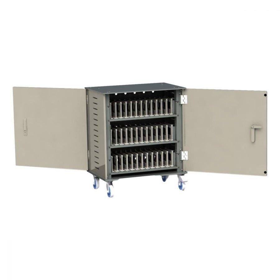 Bravour® BRVT36 USB-Ladeschrank / -Wagen für 36 Tablets-3