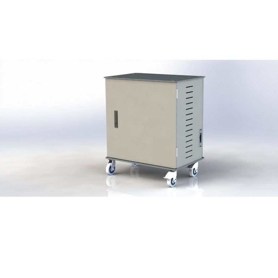 Bravour® BRVT36 USB-Ladeschrank / -Wagen für 36 Tablets-5