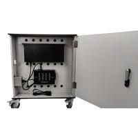 thumb-Bravour® BRVT36 USB-Ladeschrank / -Wagen für 36 Tablets-7