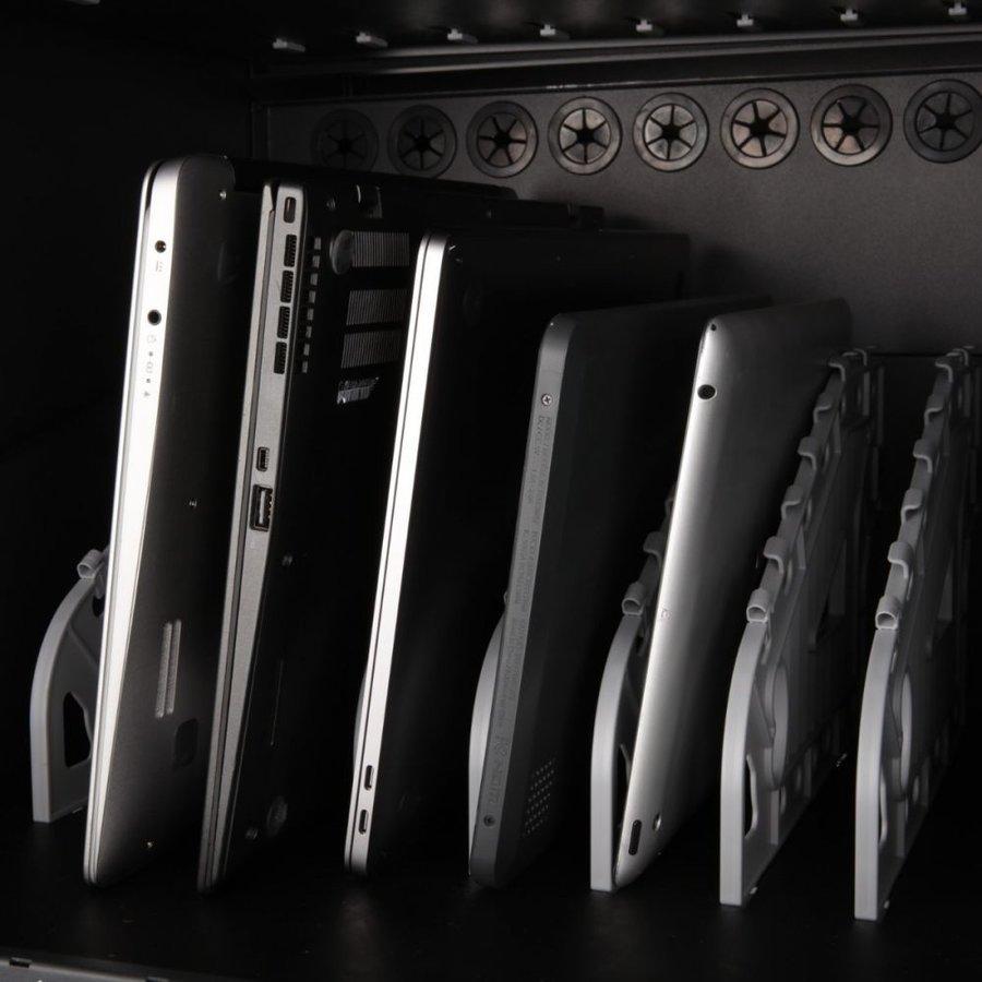 Bravour BRV30 Ladewagen für 30 mobile Geräte bis zu 17 Zoll-3