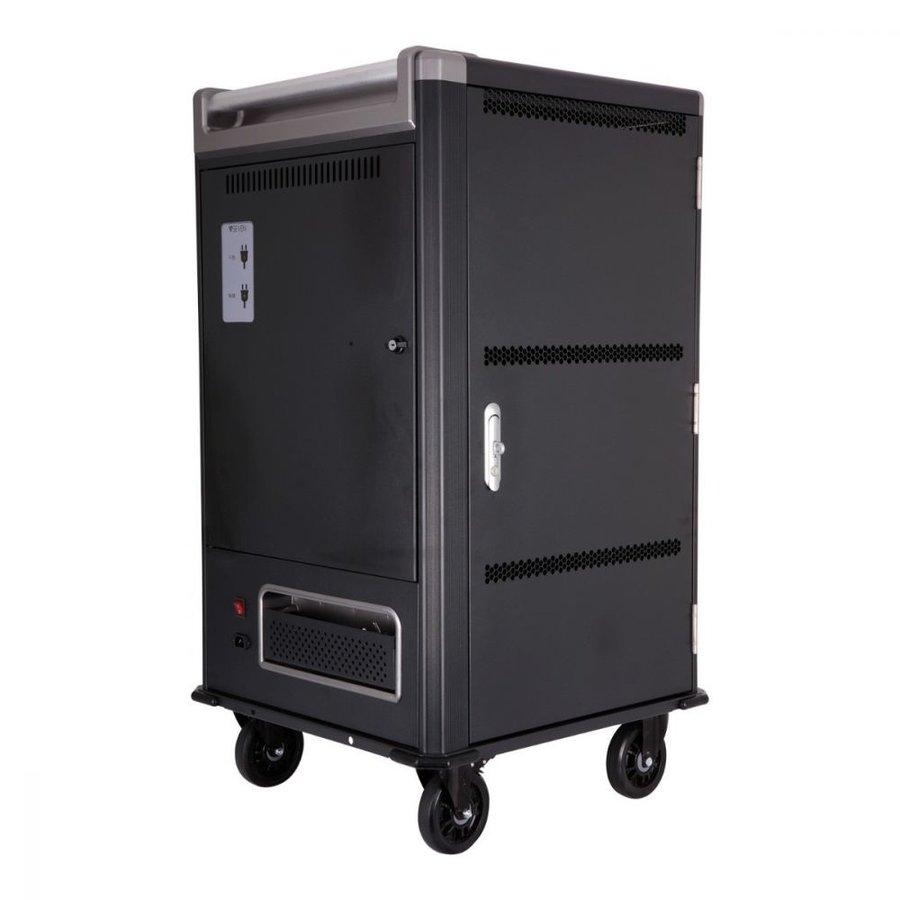 Bravour BRV30 Ladewagen für 30 mobile Geräte bis zu 17 Zoll-5