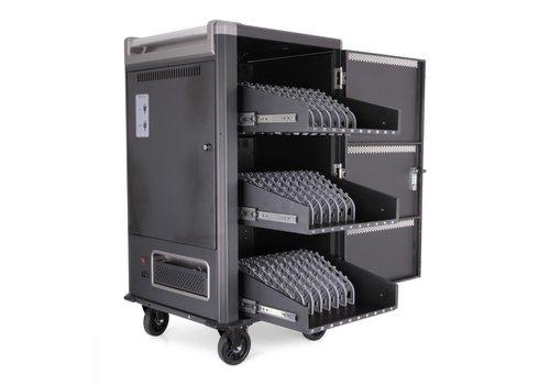 Bravour Bravour BRV30 Ladewagen für 30 mobile Geräte bis zu 17 Zoll