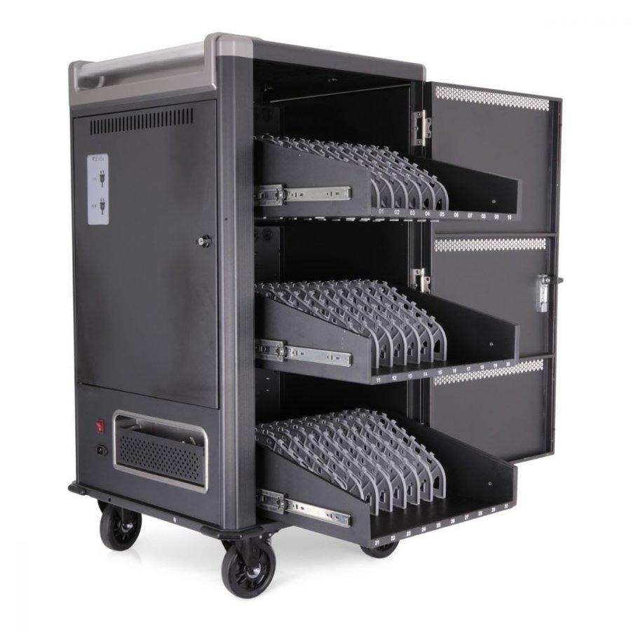 Bravour BRV30 Ladewagen für 30 mobile Geräte bis zu 17 Zoll-1