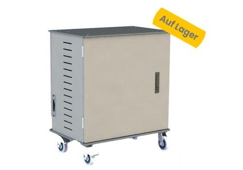 Bravour Bravour® BRVT36 USB-Ladeschrank / -Wagen für 36 Tablets