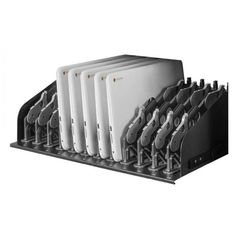 Tablet-/Laptop-Ladewagen Aver C36i+ für 36 Geräte-6