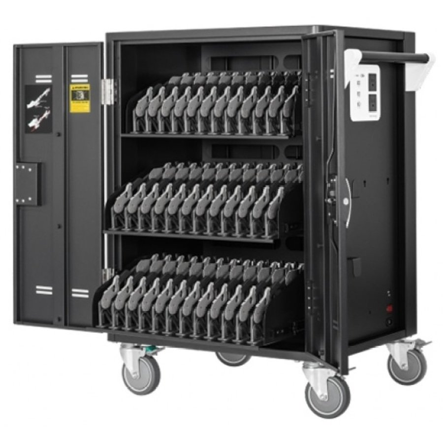 Tablet-/Laptop-Ladewagen Aver C36i+ für 36 Geräte-2