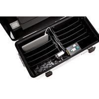 thumb-Parat N10 trolley koffer Notebooks für 10x 15,6'' in weiß-3