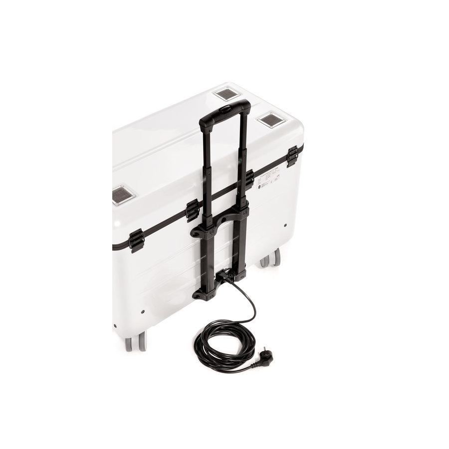 Parat N10 trolley koffer Notebooks für 10x 15,6'' in weiß-4