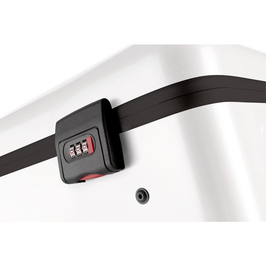 Parat N10 trolley koffer Notebooks für 10x 15,6'' in weiß-5