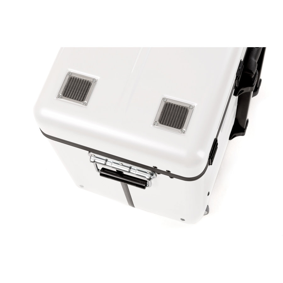 i20 nur charge Ladekoffer für 20 iPads  mit Fächereinteilung in  weiß-4