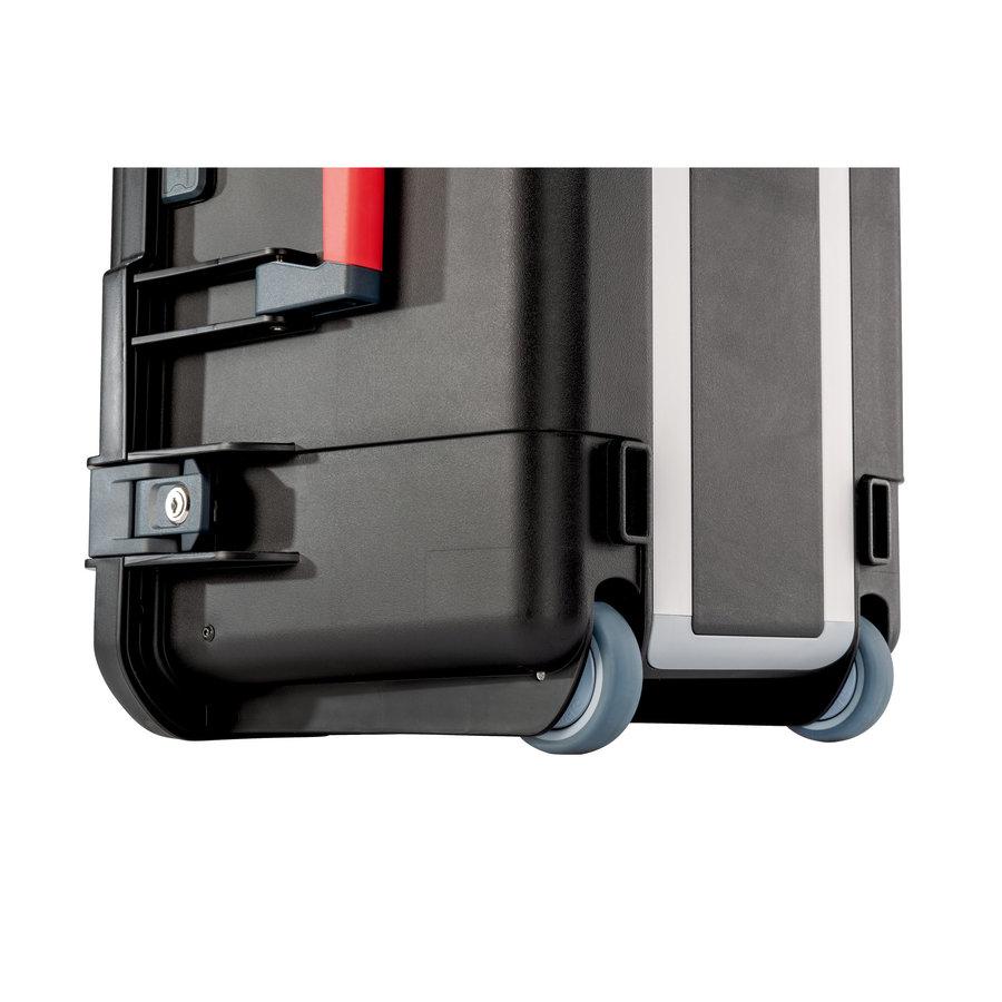 PARAPROJECT Case CC20 CargoCase  für 20 Tablets TwinCharge, USB-C,  mit Fächereinteilung, ohne Kabel  schwarz, Betriebssysteme: Android, iOS, Windows-5