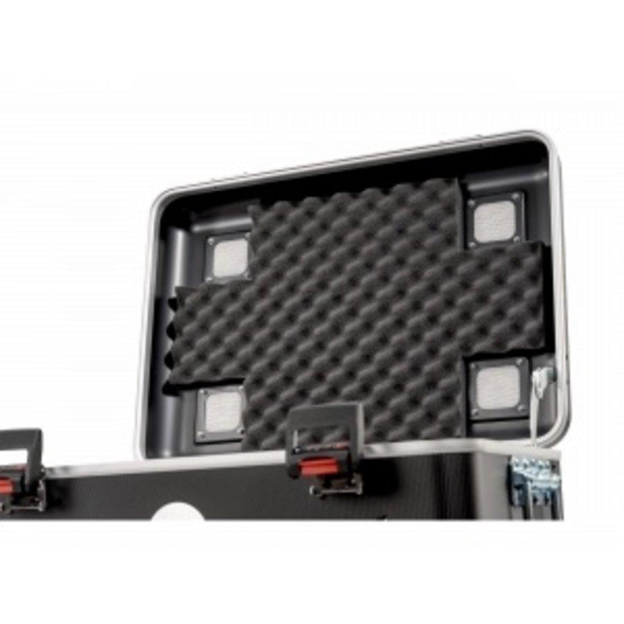 Paraproject Parat Tablet-Ladekoffer TC10 Educover/Kidscover TwinCharge für 10 Tablets von 7 bis 10,5 Zoll in Schwarz oder Weiß-6