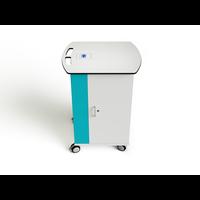 """thumb-Zioxi Ladewagen für 16 Laptops bis 15,6 """" mit On-View-1"""