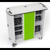 Zioxi On View Ladewagen für 32 Tablets  bis 11 Zoll nur charge mit Codeschloss