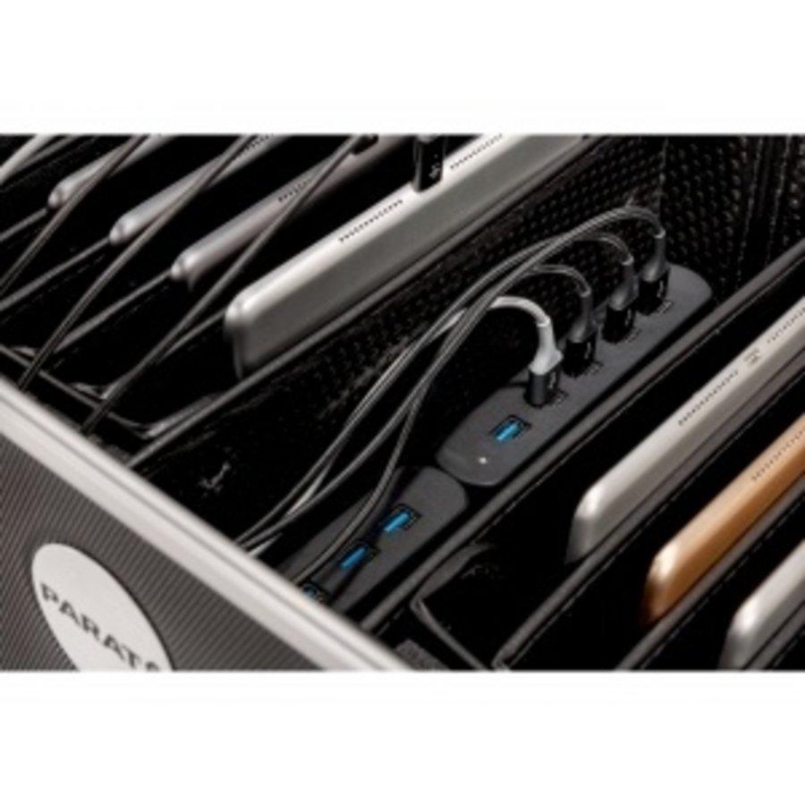 Paraproject Case TC20 Twincharge, USB-C, ohne Kabel, schwarz-6