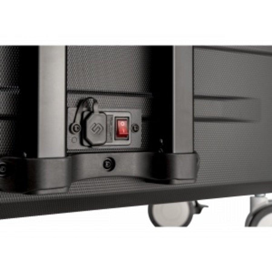 PARAPROJECT® PARAPROJECT® Case TC20 +/KidsCover TwinCharge, ohne Kabel, schwarz-3