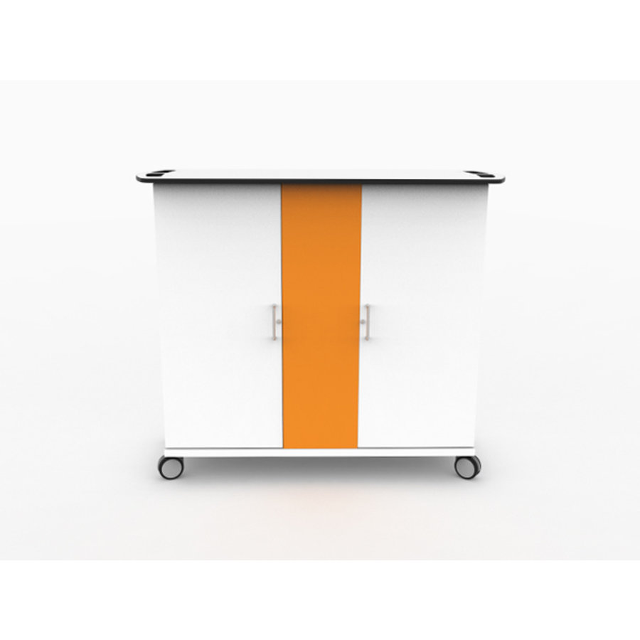Ladewagen für 30 iPads und Tablets in KidsCover-2