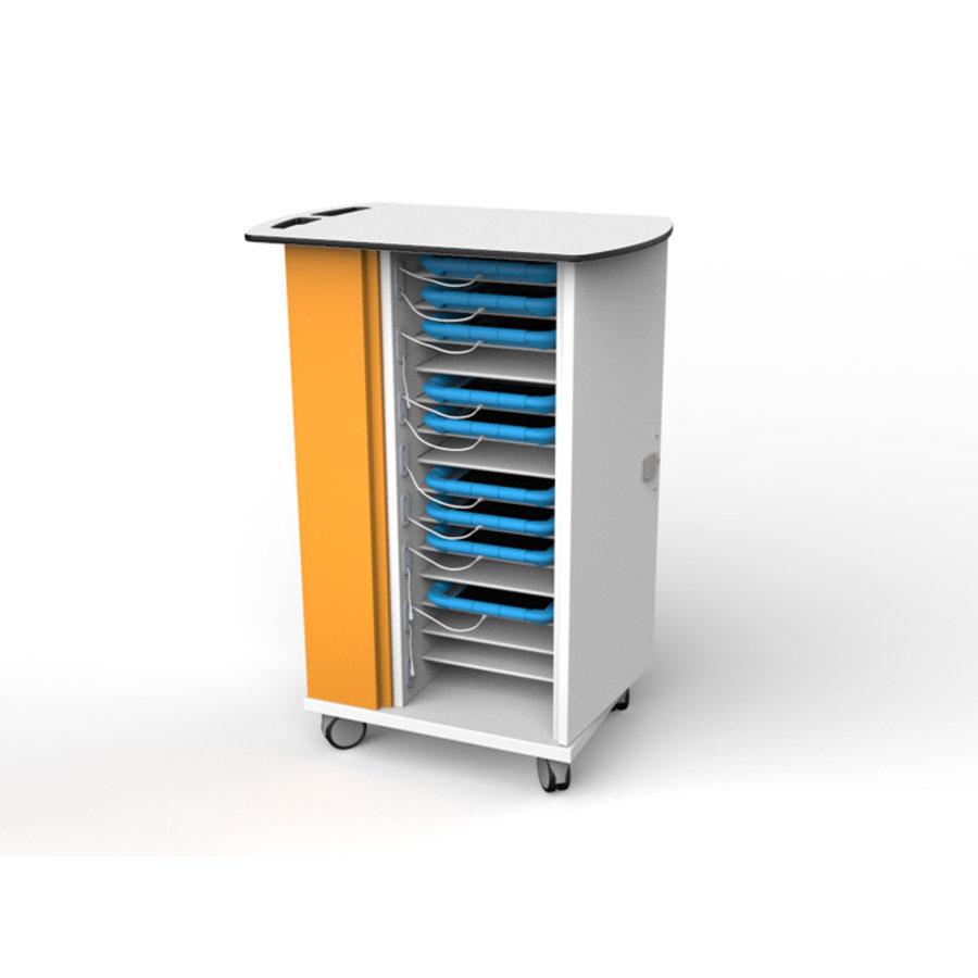 """Ladewagen für 15 iPads und Tablets bis 11"""" in KidsCover-2"""