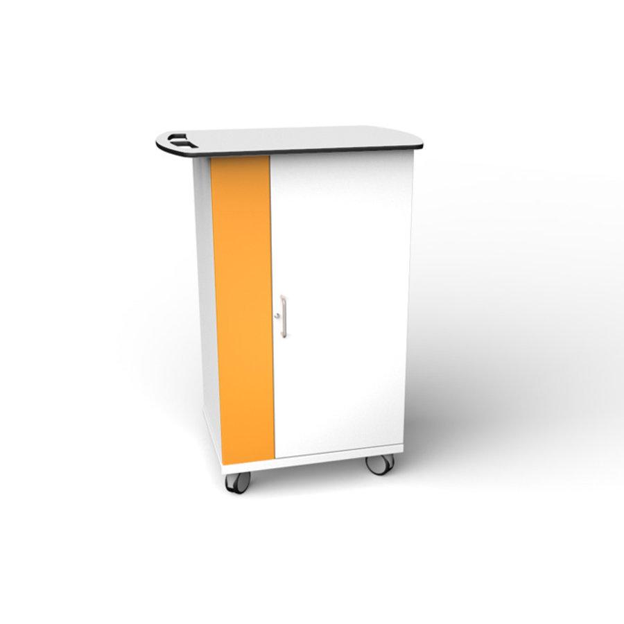 """Ladewagen für 15 iPads und Tablets bis 11"""" in KidsCover-3"""