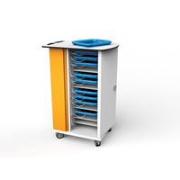 """thumb-Ladewagen für 15 iPads und Tablets bis 11"""" in KidsCover-1"""