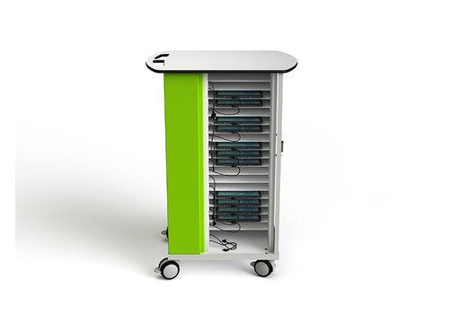 Zioxi Ladewagen  für 16 iPads und Tablets bis 11 Zoll