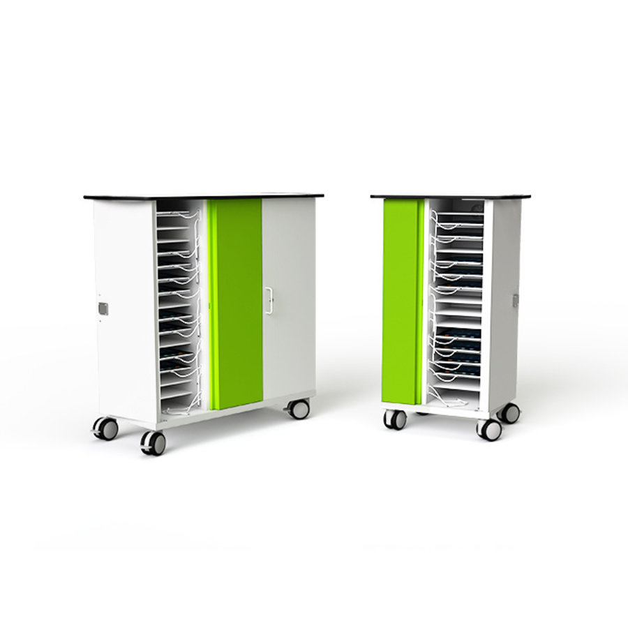 Ladewagen  für 16 iPads und Tablets bis 11''-4