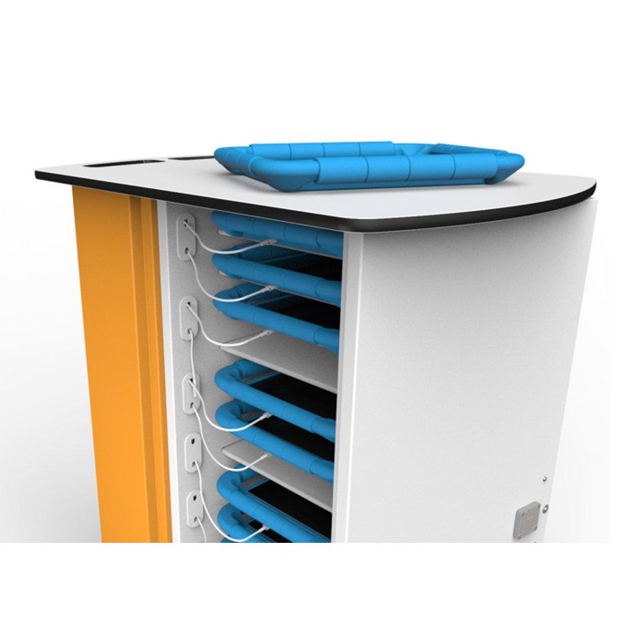 Synchronisation & Ladewagen für 15 iPads und Tablets bis 11 Zoll  in KidsCover-3