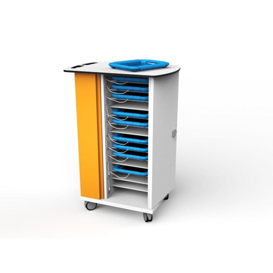 Synchronisation & Ladewagen für 15 iPads und Tablets bis 11 Zoll  in KidsCover-1