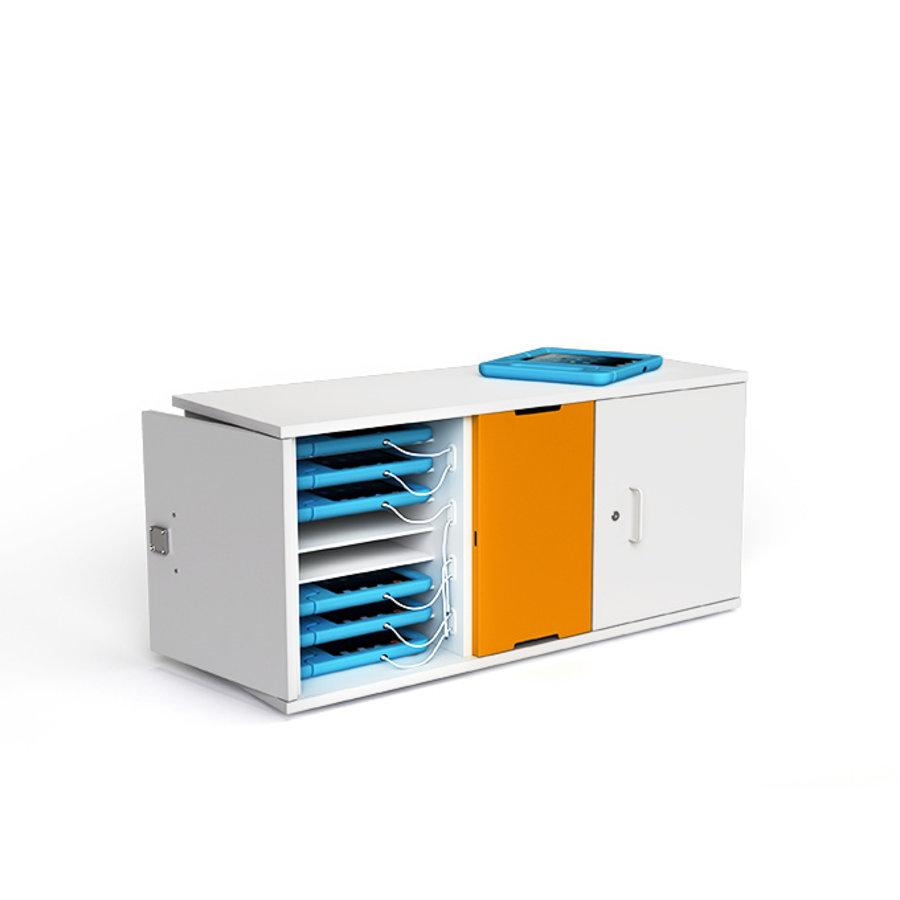 """Ladeschrank für 16 iPads und Tablets bis 11"""" mit KidsCover-1"""