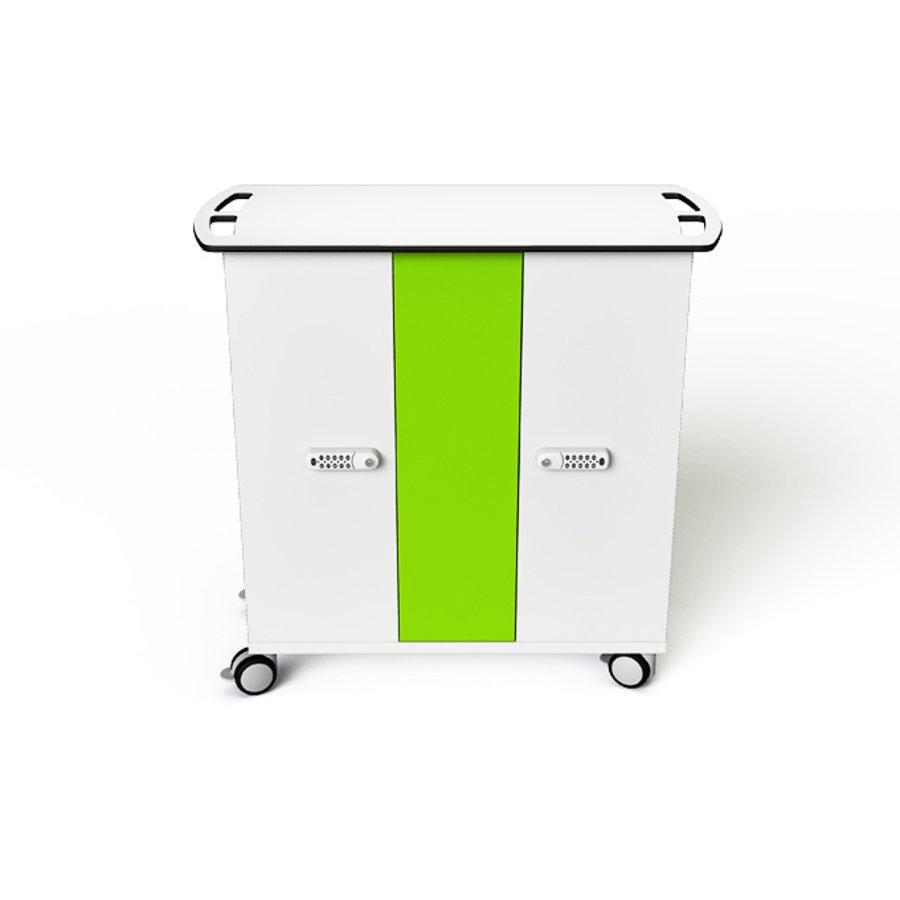 charge & sync Ladewagen  für 32 iPads of Tablets bis 11''-3