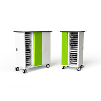 thumb-charge & sync Ladewagen  für 32 iPads of Tablets bis 11''-1