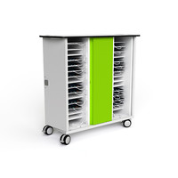 thumb-charge & sync Ladewagen  für 32 iPads of Tablets bis 11''-2