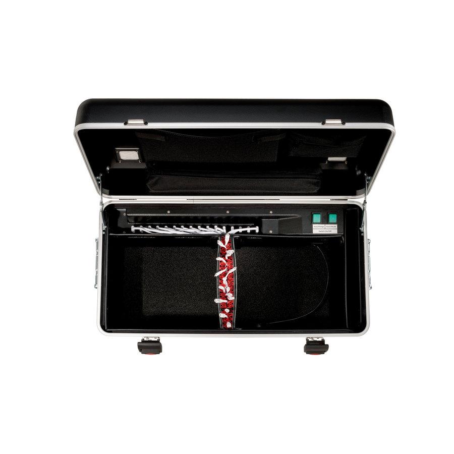Charge & Sync Gehäuse einschließlich Kabel für iPads und Tablets, i16-KC  schwarz-8