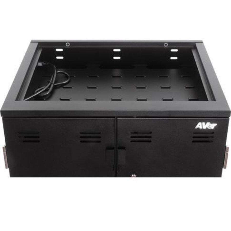 Aver X12 Ladeschrank für 12 Tablets oder Laptops-4