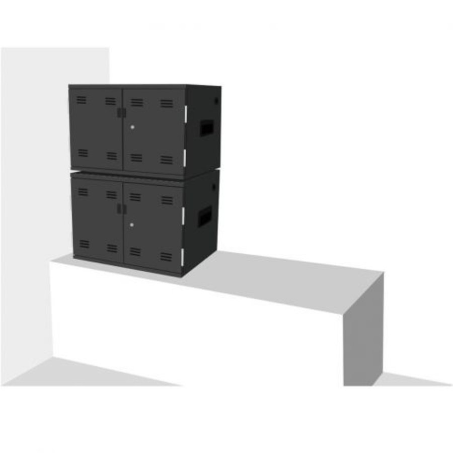 Aver X12 Ladeschrank für 12 Tablets oder Laptops-6