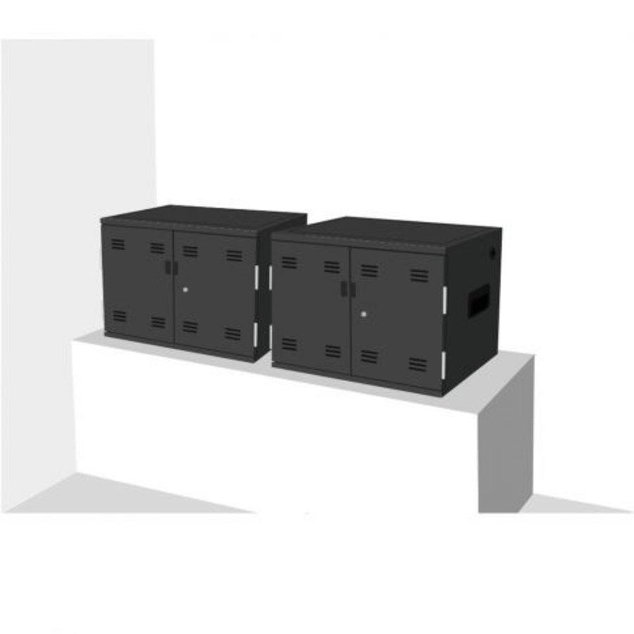 Aver X12 Ladeschrank für 12 Tablets oder Laptops-7