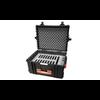 Parotec-IT Tabletkoffer fürs Lagern, Transportieren und Synchronisieren von 16 Tablets, in Schutzhüllen