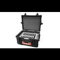 thumb-Tabletkoffer fürs Lagern, Transportieren und Synchronisieren von 16 Tablets, in Schutzhüllen-1