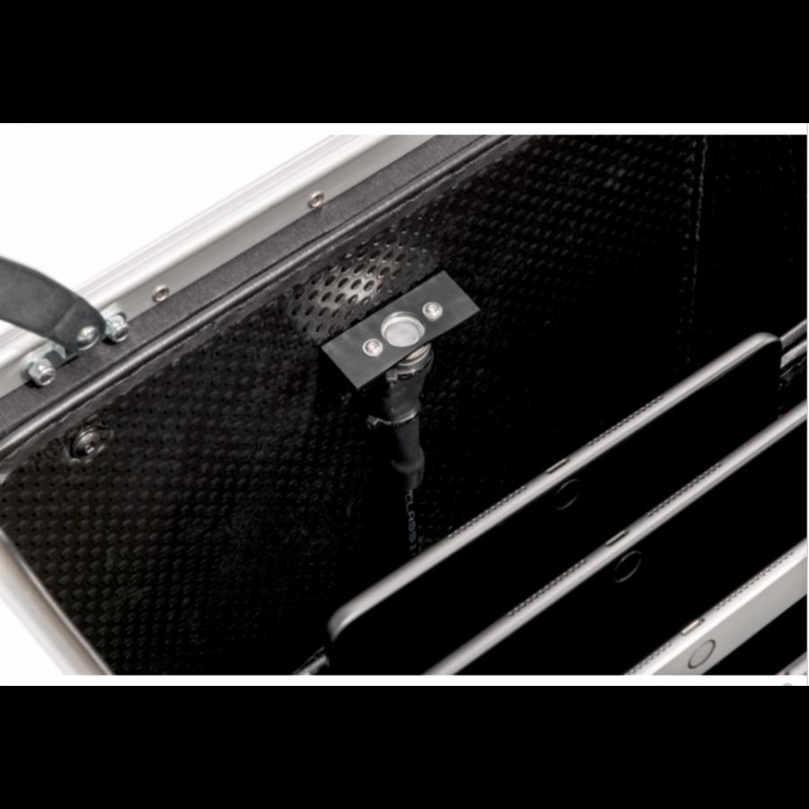 Parat Tablet-Ladekoffer TC10 TwinCharge USB-A und USB-C für 10 Tablets bis zu 12,9 Zoll-6
