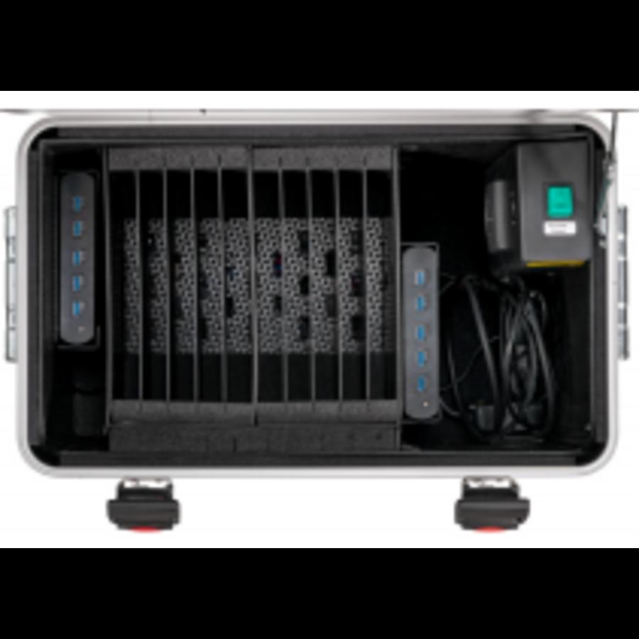 Parat Tablet-Ladekoffer TC10 Plus TwinCharge USB-C für 10 Tablets bis 11,5 Zoll-6