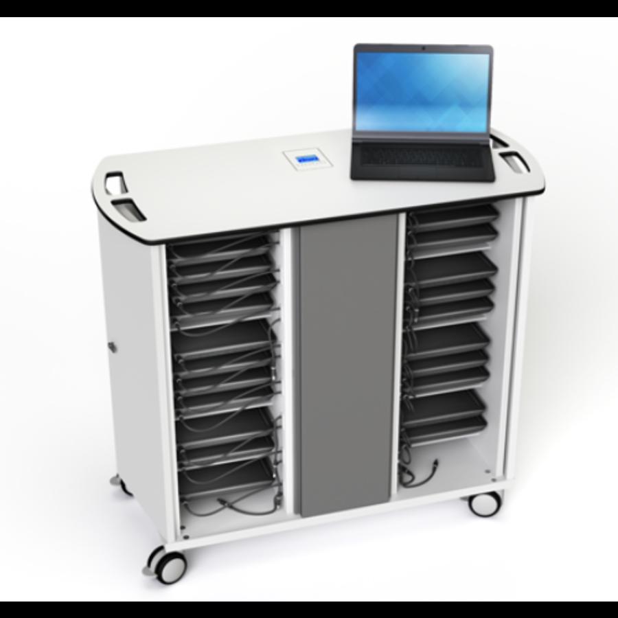 Chromebook onView Ladewagen Zioxi  für 32 Chromebooks bis zu 14 Zoll-1