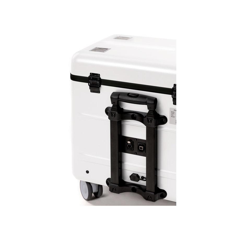 Paraprojekt iPad Ladekoffer i10  charge & sync Koffer für 10 iPads bis 11 Zoll inklusive Lightning / LED Kabel, mit Fächereinteilung-9