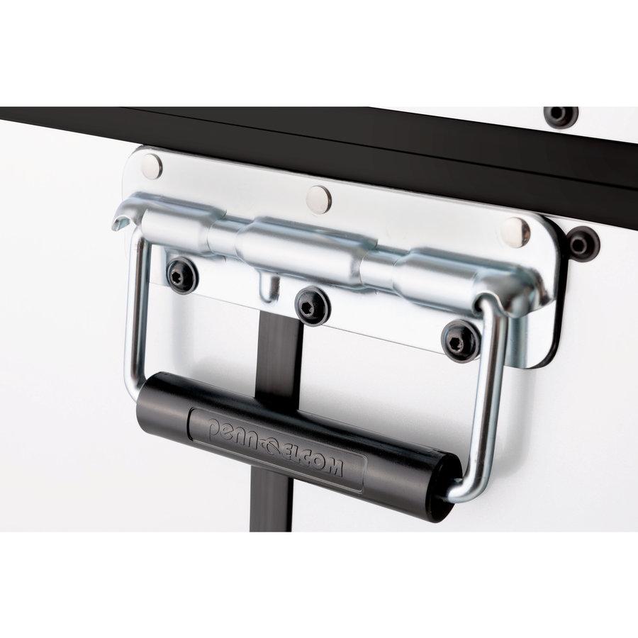 Paraprojekt iPad Ladekoffer i10  charge & sync Koffer für 10 iPads bis 11 Zoll inklusive Lightning / LED Kabel, mit Fächereinteilung-10