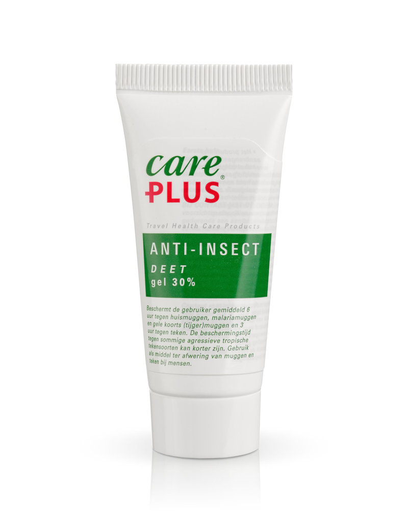 Care Plus Care Plus anti-insect Deet gel 30% 80ml