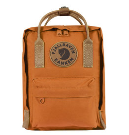 Fjäll Räven Kånken No.2 Mini Rugzak Seashell Orange