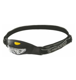 Highlander Ray 3 LED headlamp