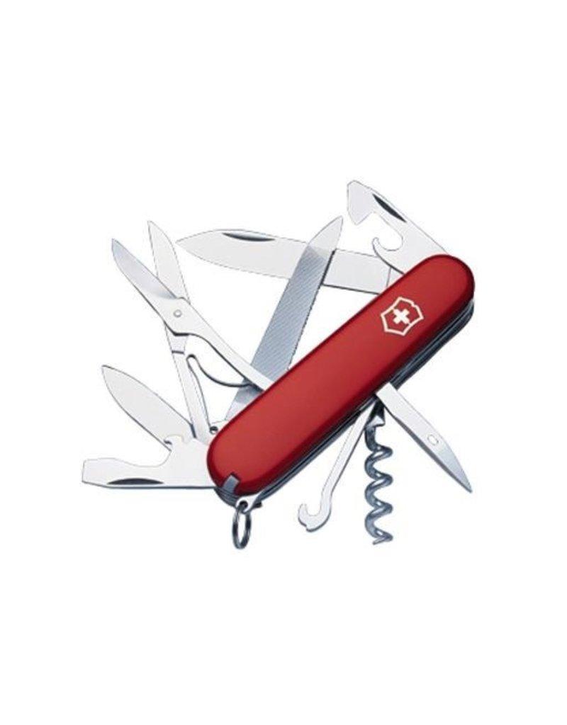 Victorinox Swiss Army Mountaineer red