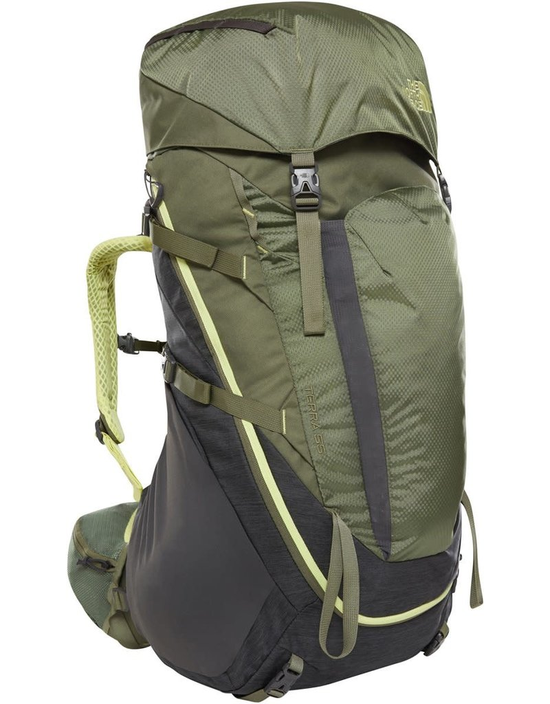 The North Face The North Face Terra 55 Women TNF D Grey Heather/F Leaf Clover